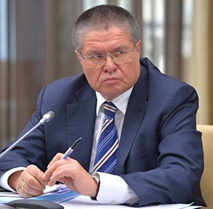 Aleksejs Uļukajevs. Foto no arhīva