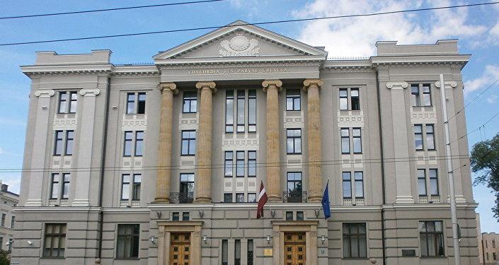 МИД Латвийской республики