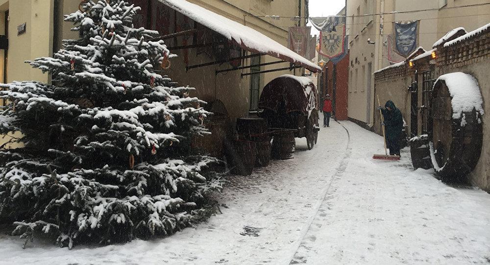 Улица Старой Риги. Архивное фото
