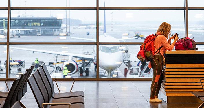 Северный терминал аэропорта Рига