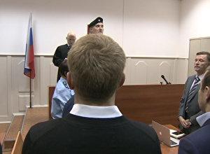Spriedums Krievijas ekonomikas ministra lietā: kadri no tiesas zāles