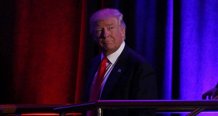 ASV ievēlētais prezidents Donalds Tramps