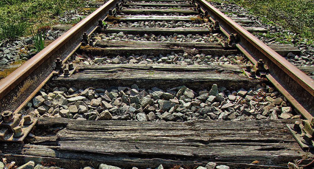 Dzelzceļš. Foto no arhīva