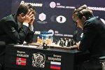 Матч за звание чемпиона мира 2016. М.Карлсен и С.Карякин