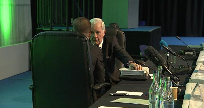 RT ēterā translēta WADA vadības neformālā saruna par Krieviju