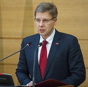 Ušakovs. Foto no arhīva