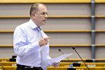 Архивное фото депутата Европарламента от Латвии Андрея Мамыкина