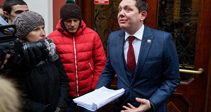 Saeimas deputāts Artuss Kaimiņš