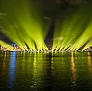 Gaismas festivāls Staro Rīga -2016