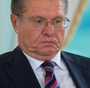 Krievijas ekonomikas attīstības ministrs Aleksejs Uļukajevs