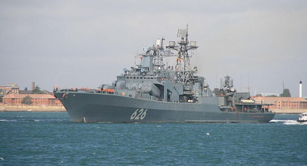 Krievijas kuģis Viceadmirālis Kulakovs
