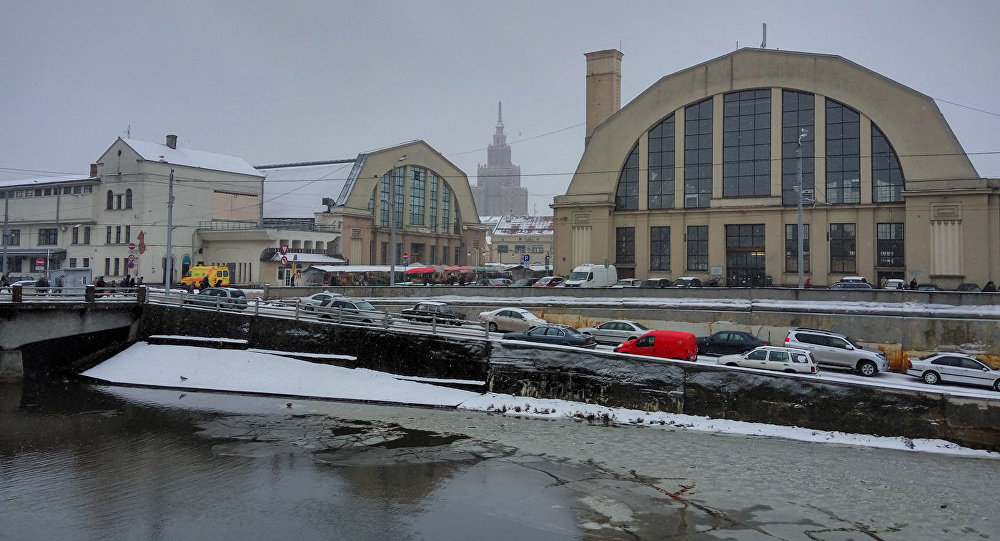 Rīgas Centrāltirgus