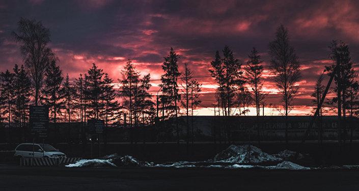 Rītausma pie Smoļenskas