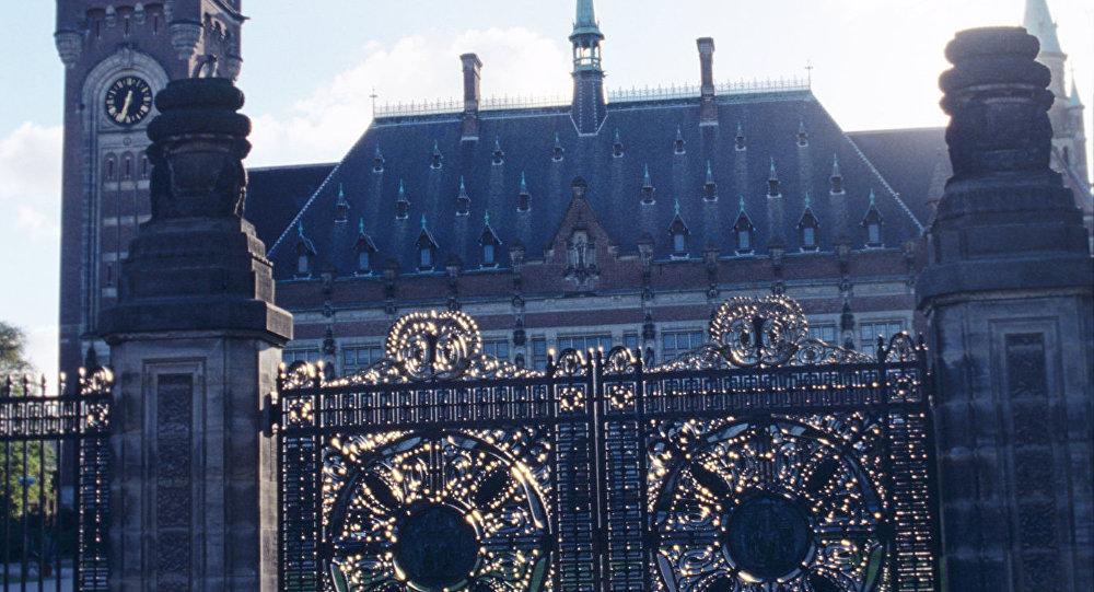 Здание Международного суда ООН. Архивное фото