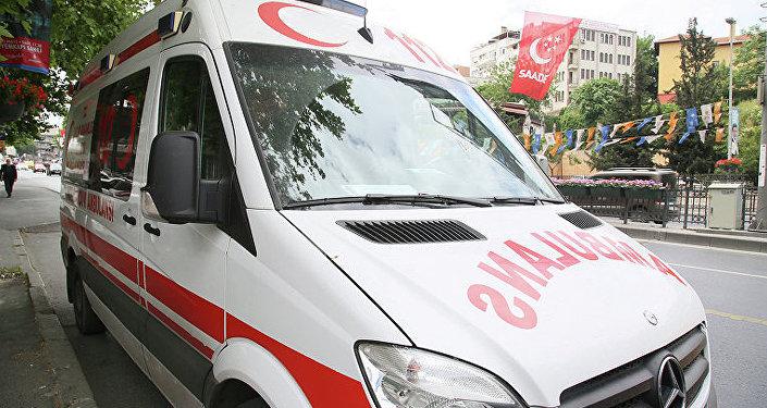 Tiesu medicīnas eksperti pēc sprādzieniem strādā Turcijas lielākajā lidostā