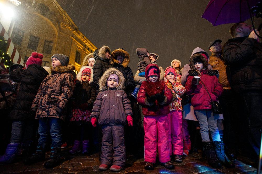 Дети ждут с особым нетерпением