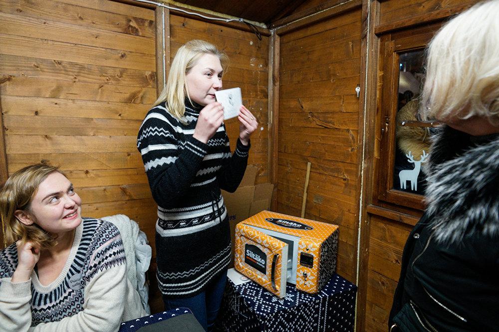 Latvijas Pasts piedāvā nosūtīt apsveikuma kartīti ar svētku smaržu.