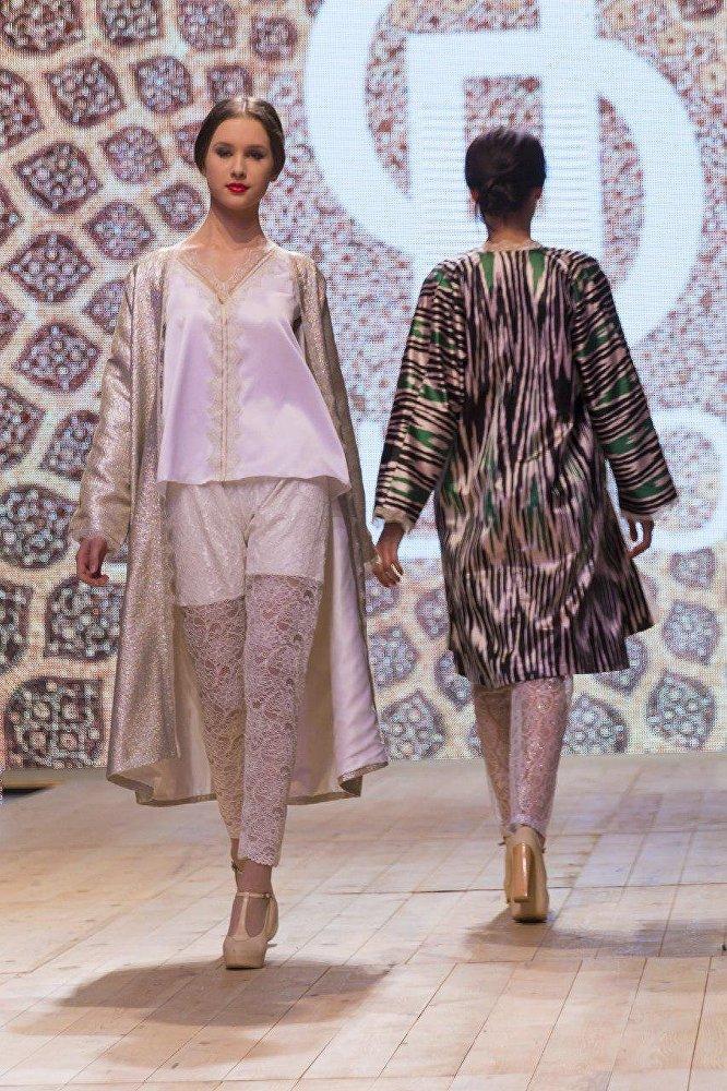 Ташкентская неделя моды