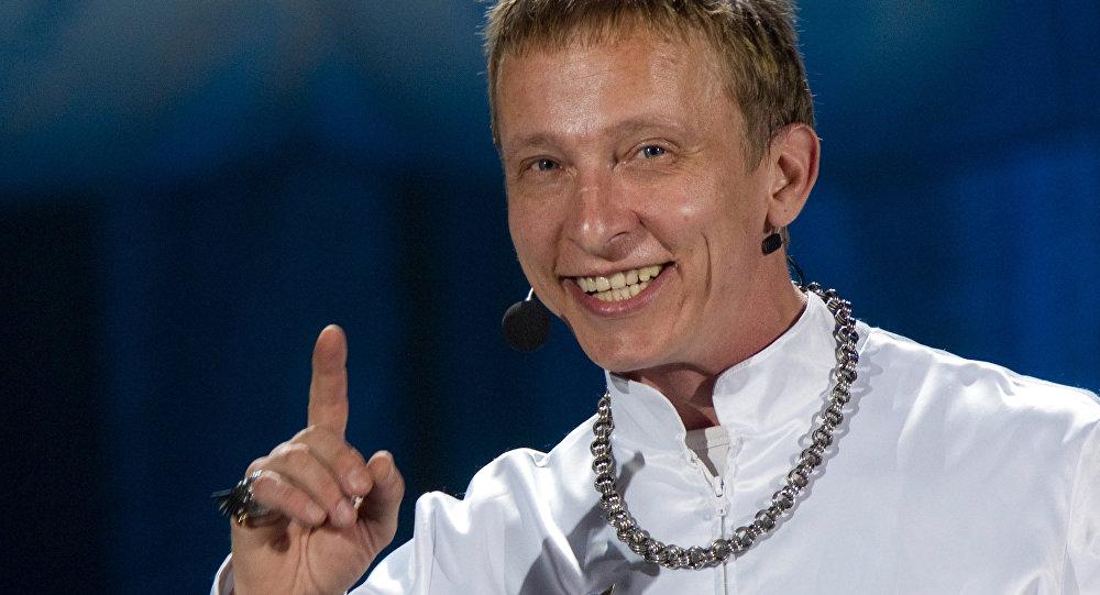 Ivans Ohlobistins. Foto no arhīva