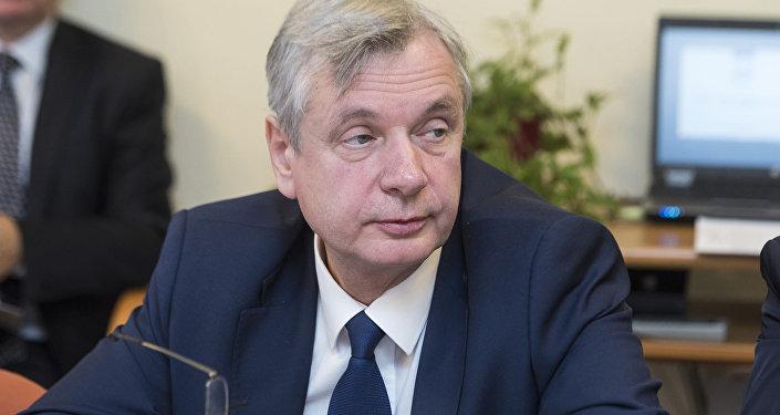 Министр образования и науки Карлис Шадурскис