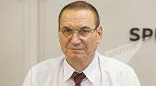 Доктор социологии Борис Шаповалов