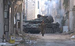 Alepo: kaujas turpinās