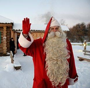 Somijas Ziemassvētku vecītis Joulupukki
