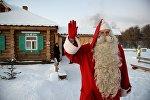 Финский Санта-Клаус Йоулупукки