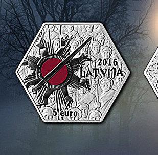 Latvijas Banka laida klajā monētu par godu Ziemassvētku kaujām