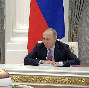 Lietuvas atteikumu uzņemt Krievijas tiesnešus Putins nosaucis par idiotisku