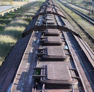 Вагоны поезда