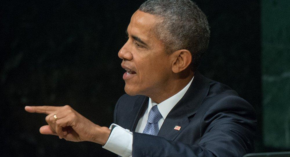 Pašreizējais ASV vadītājs Baraks Obama. Foto no arhīva