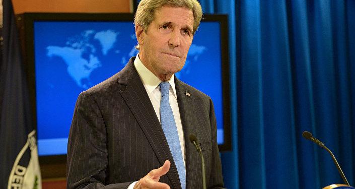 ASV valsts sekretārs Džons Kerijs
