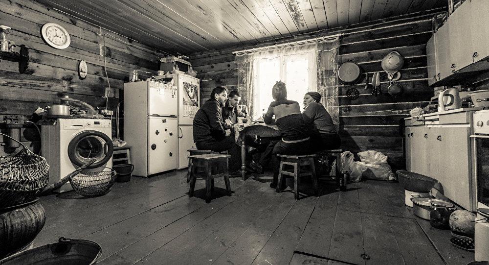 Krievu svētku galds latviešu gaumē