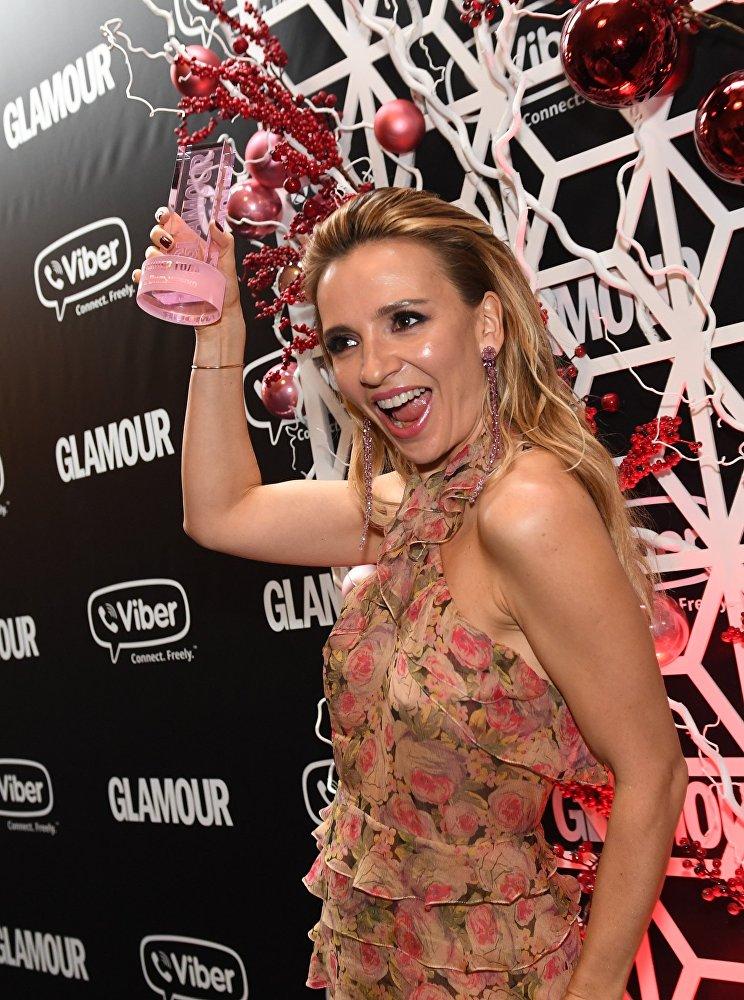 Žurnāls Glamour piešķīris Gada dievietes