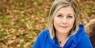 Писательница Нора Икстена