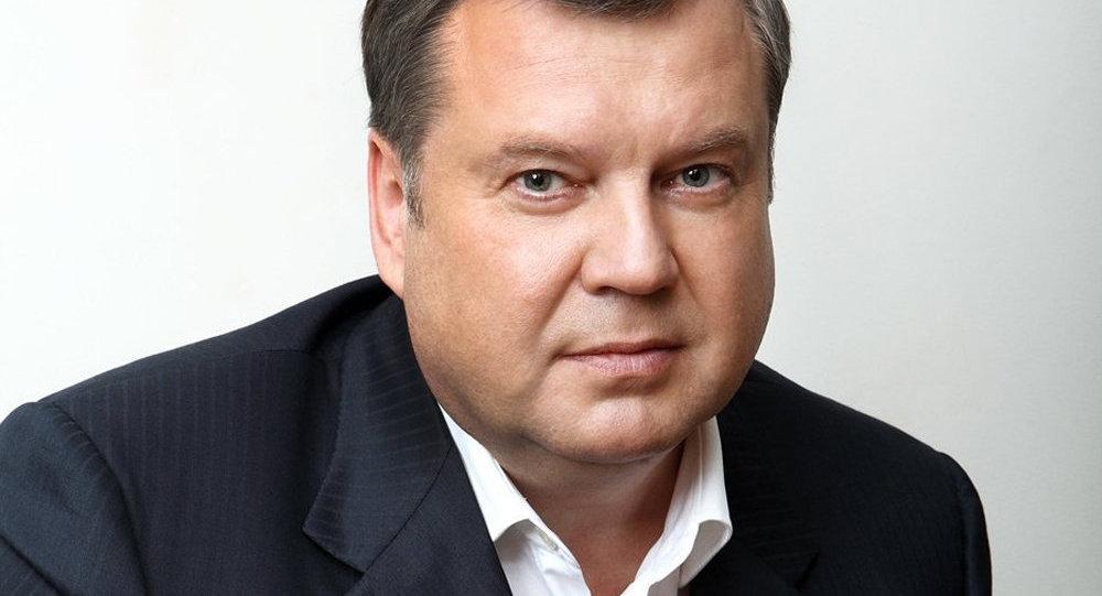 Saskaņas Saeimas frakcijas priekšsēdētājs Jānis Urbanovičs