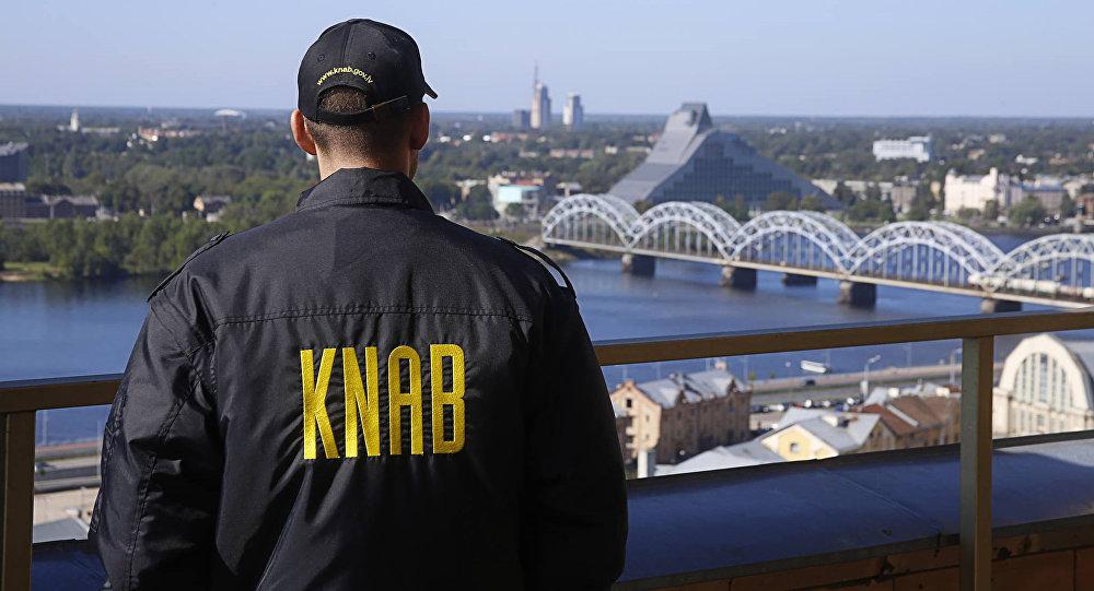 Антикоррупционное агенство Латвии