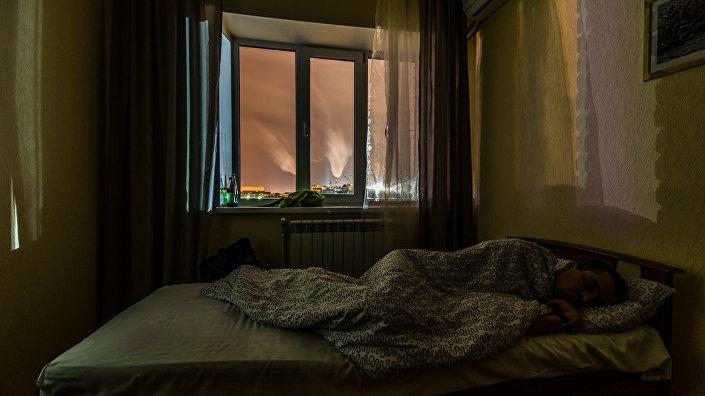 Номер гостиницы Small City в Смоленске