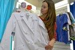 Покупка медицинского халата