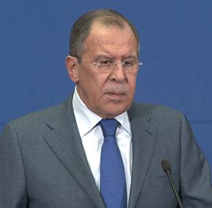 Krievijas ārlietu ministrs pastāstīja par ASV plāniem Sīrijā