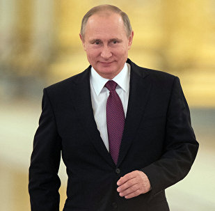 Krievijas prezidents Vladimirs Putins. Foto no arhīva