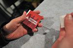 Экспресс-тестирование на ВИЧ, архивное фото