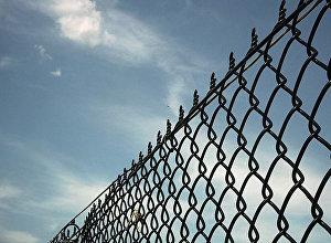 Забор, архивное фото