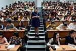 Sarūk studentu skaits Latvijas augstskolās. Foto no arhīva