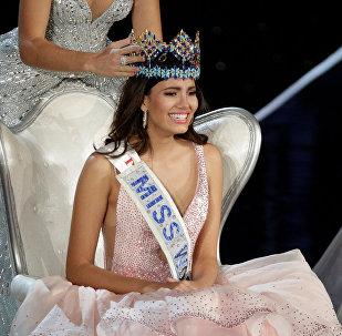 Puertoriko pārstāves skaistums iekarojis pasauli
