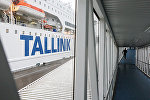 Новый паром компании Tallink, Romantika