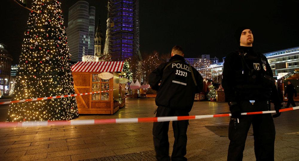 Terorakts Berlīnē. Foto no arhīva