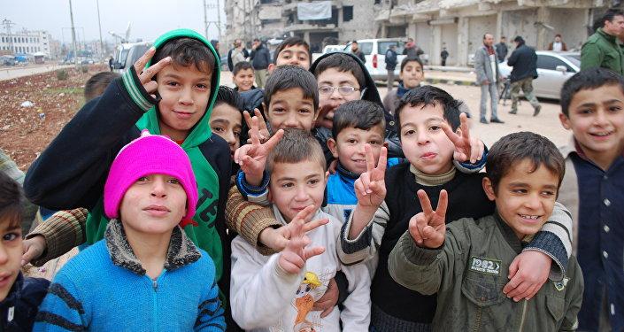 """Attēlu rezultāti vaicājumam """"Алеппо мирные жители возвращаются"""""""