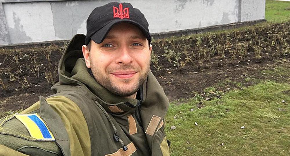 Ukrainas Augstākas radas deputāts Vladimirs Parasjuks. Foto no arhīva